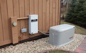 Whole House Generator Installation
